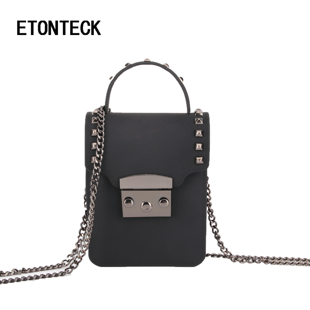 ETONTECK Luxury Brand Bags for Women Handbags Chain Mini Women Messenger Bag  Candy Color Women Shoulder 7ef68e497c8b6