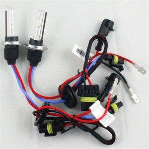Image 2 - Rockeybright 35W HID Xenon Bóng Đèn Pha Cho Xe BMW 3 Series E39/528 525 Trốn + H7 giấu Bóng Đèn Giá Đỡ Ổ Cắm Adapterlamp Căn Cứ