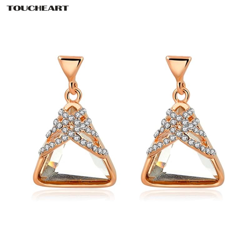 Купить toucheart очарование классический бренд кристалл 2017 золото