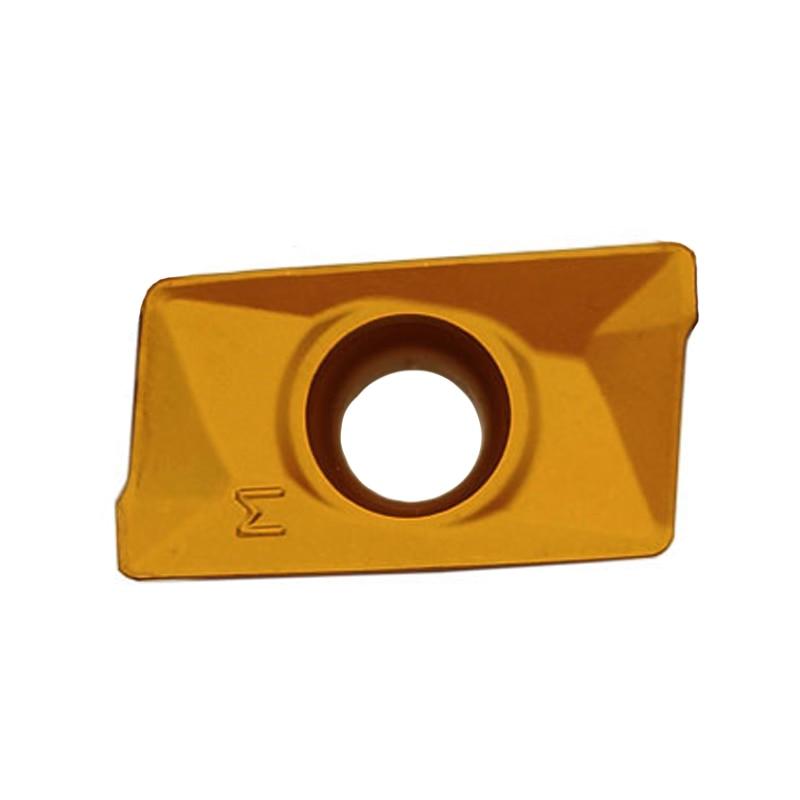 Original ZCC APKT 160408 APKT1604 APKT160408-PM YBM251 YBM351 For Steel Stainless Steel Milling Insert CNC Cuntter Lathe Tools