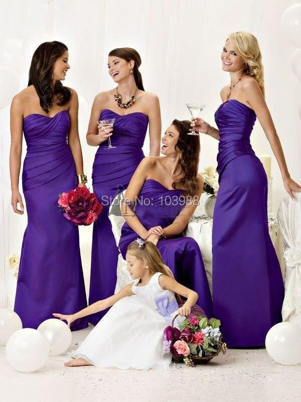 Comprar ahora 2017 diseñador classic bridemaid vestido! nuevo estilo ...