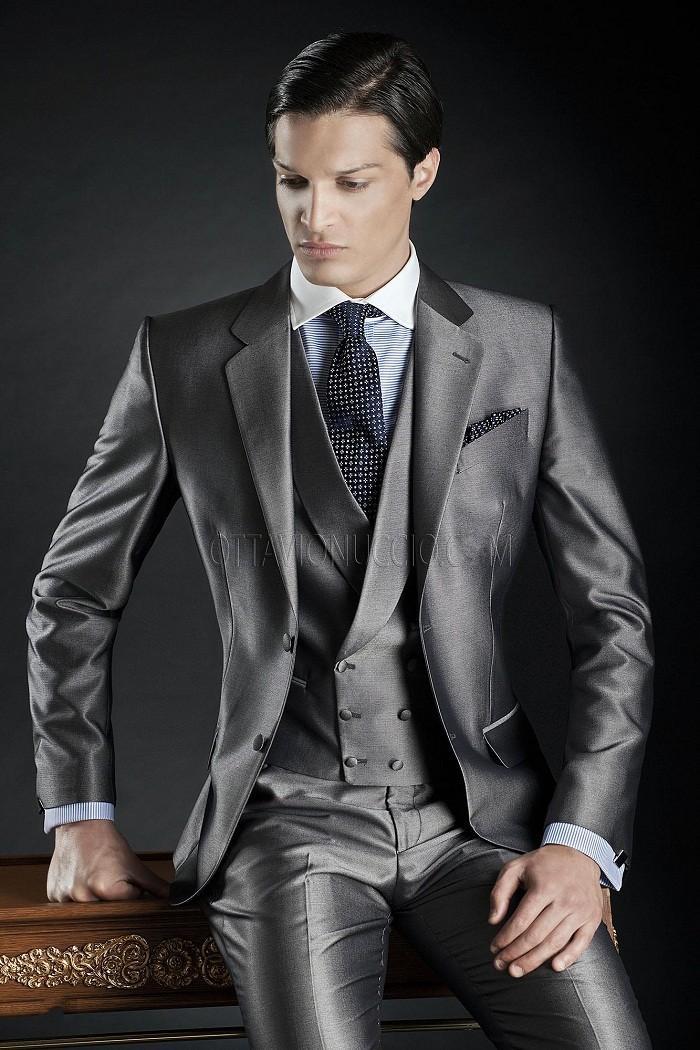 High Quality Mens Grey Slim Suits-Buy Cheap Mens Grey Slim Suits ...