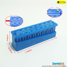 Dental Equipment Mini Endo Measuring  Autoclavable Endodontic Block Files Dentist Instrument Ruler Products