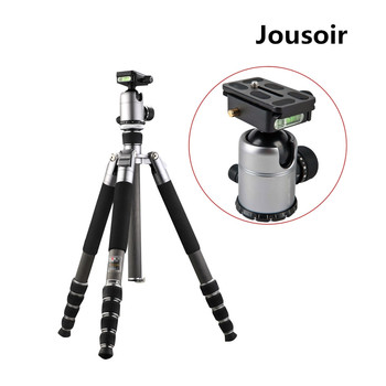 Carbon Fiber Tripod Stand For Outdoor Camera Video DSLR Shooting CD15