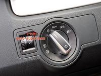 CHROME EURO HEAD LIGHT SWITCH FOR VW Scirocco Touran CC EOS JETTA GOLF MK5 MK6