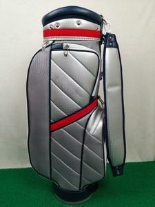 Image 5 - 11 pcs 골프 클럽 완료 세트 aerobur 골프 세트 남자 드라이버 + 페어웨이 + 철 + 퍼터 흑연/스틸 샤프트 캐디 가방