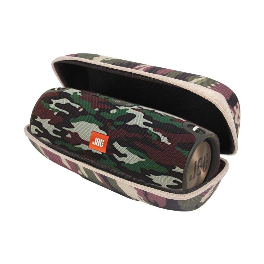 imágenes para Rusia case cubierta de la caja protectora cubierta de la bolsa portátil bolsa de la manga para jbl charge3/carga 3 altavoz del bluetooth portable impermeable
