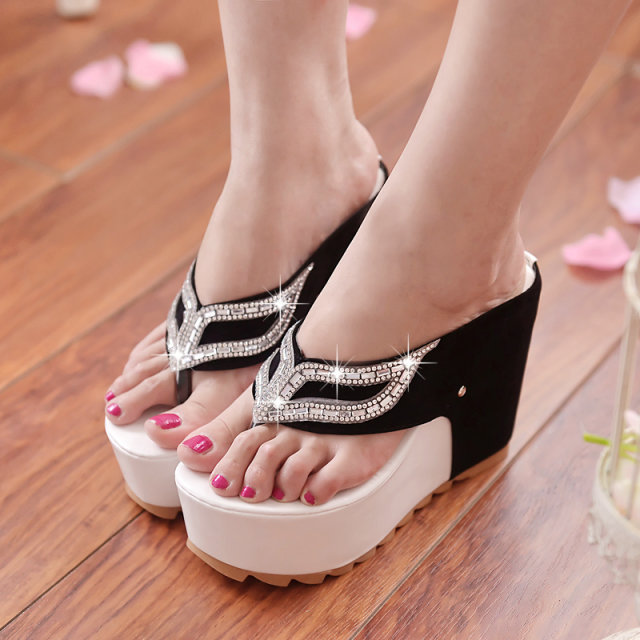 Shop wedges for women on sale with wholesale cheap price and fast delivery, and find more womens cute black & white wedges shoes: wedges heels and bulk wedges online with drop shipping.