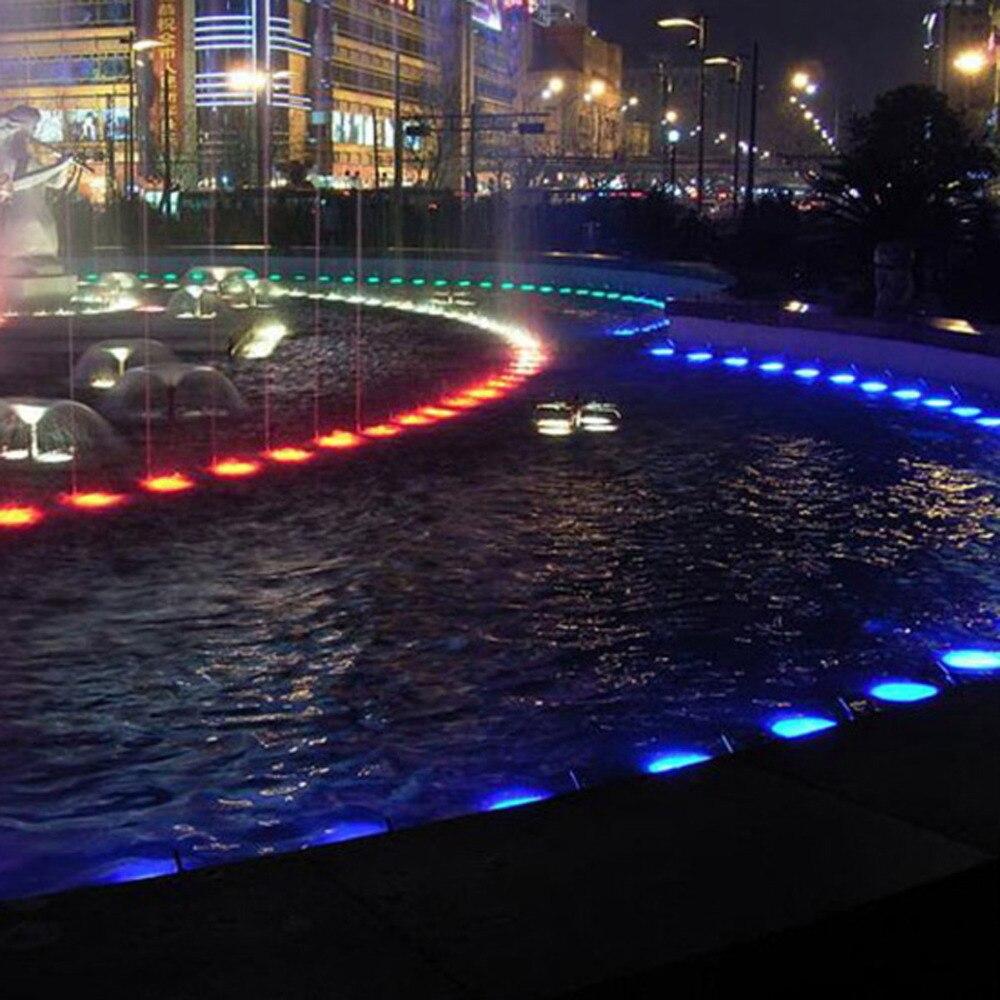 Led vijver verlichting onderwater 40 W RGB PAR56 DC12V Zwembad Licht ...
