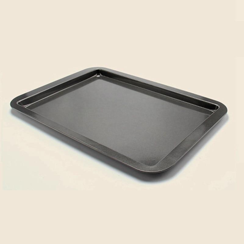 Large Nonstick Rectangular Shallow Baking Dish Nougat Pan,home Oven Tray