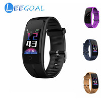 Smart Bracelet Fitness Tracker QS100 Smart Watch Blood Pressure Monitor Heart Rate Monitor Activity GPS Tracker Wristband