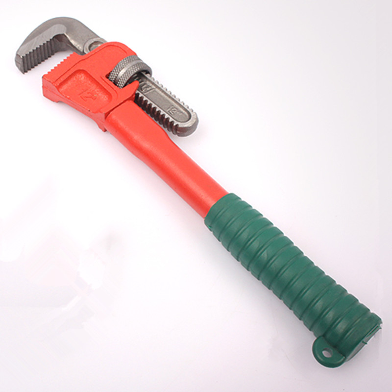 Pipe Wrench Household Spanner Plumbing Tools Torque Ratchet Wrench ...