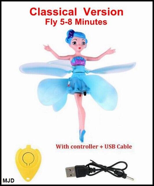 Blue Fly Fairy