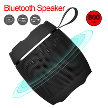 Outdoor Portable Wireless Bluetooth Speaker Column Audio Receiver Mini Speakers for Xiaomi Phone MP3 Player Support TF Card