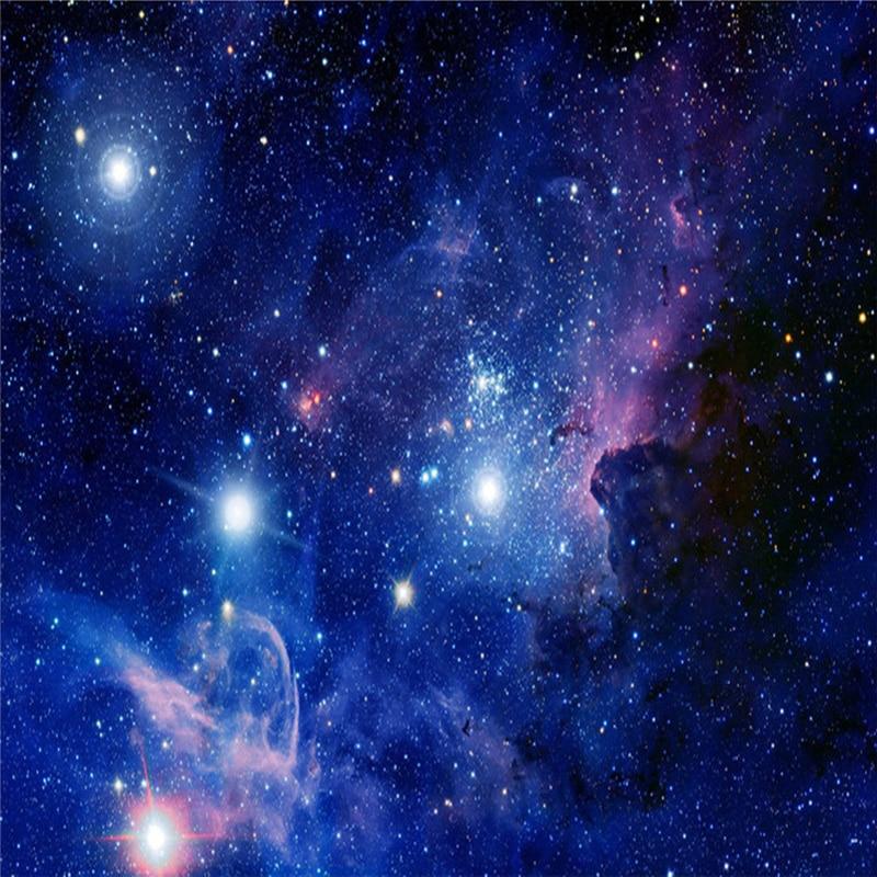 Foto Kustom Wallpaper Starry Langit Malam Melihat Langit Langit