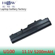 laptop battery foR  Ahtec Netbook LUG N011 MSI BTY-S11,BTY- S12 3715A-MS6837D1,14L-MS6837D1 6317A-RTL8187SE,TX2-RTL8187SE
