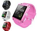 6 colors Bluetooth Smart Watch U8 Smartwatch U U80 Watch For iOS iPhone Samsung Sony Huawei Xiaomi Android Phones PK GT08 DZ09