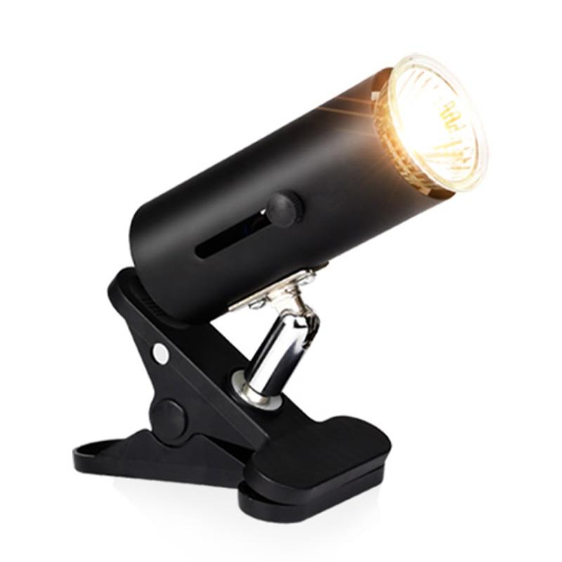 Heating Lamp Holder Clamp Uva+uvb 3.0 Lamp Set For Turtle Reptile Infrared Ceramic Light Bulb E27 Clip-on Base Habitat Lighting