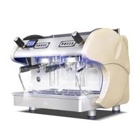 Italian Espresso Coffee Maker High Pressure Steam Commercial Semi automatic Coffee Machine Double Head NB 6