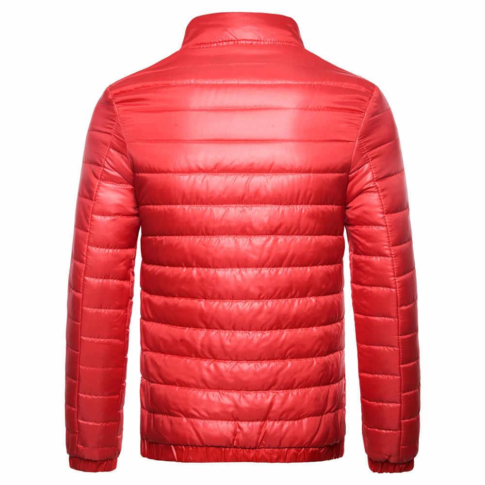겨울 남성 초경량 다운 재킷 90% 화이트 오리 다운 재킷 두꺼운 코트 따뜻한 슬림 파카 hombre 남성 portabl outwear clothing