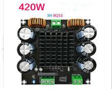 XH-M253 TDA8954TH Core Modo BTL HIFI Classe 420 w Mono Placa Amplificador Digital de Alta Potência