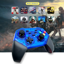 VIGRAND New Bluetooth Wireless Pro Game Controller Gamepad Joypad Remote for Nintend Switch Console Joystick Gamepads for PC купить недорого в Москве