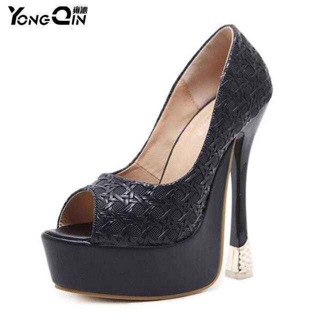 timeless design 54b2c b82a9 -2018-Sexy-Peep-Toe-15CM-High-Heels-Pumps-Women-Shoes-High-Heels-Fashion-Wedding-Bridal.jpg 640x640.jpg