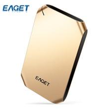 Eaget g60 500 gb 1 t hdd usb 3.0 disco duro de alta velocidad Shcokproof Cifrado Móviles Discos Duros Externos HDD Portátil de Escritorio tabletas