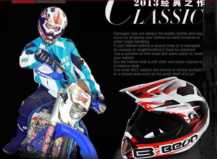 Netherland BEON мотоциклетный шлем для мотокросса высшего качества рыцарь внедорожный мотоциклетный защитный шлем из АБС B-600 Размер M L XL