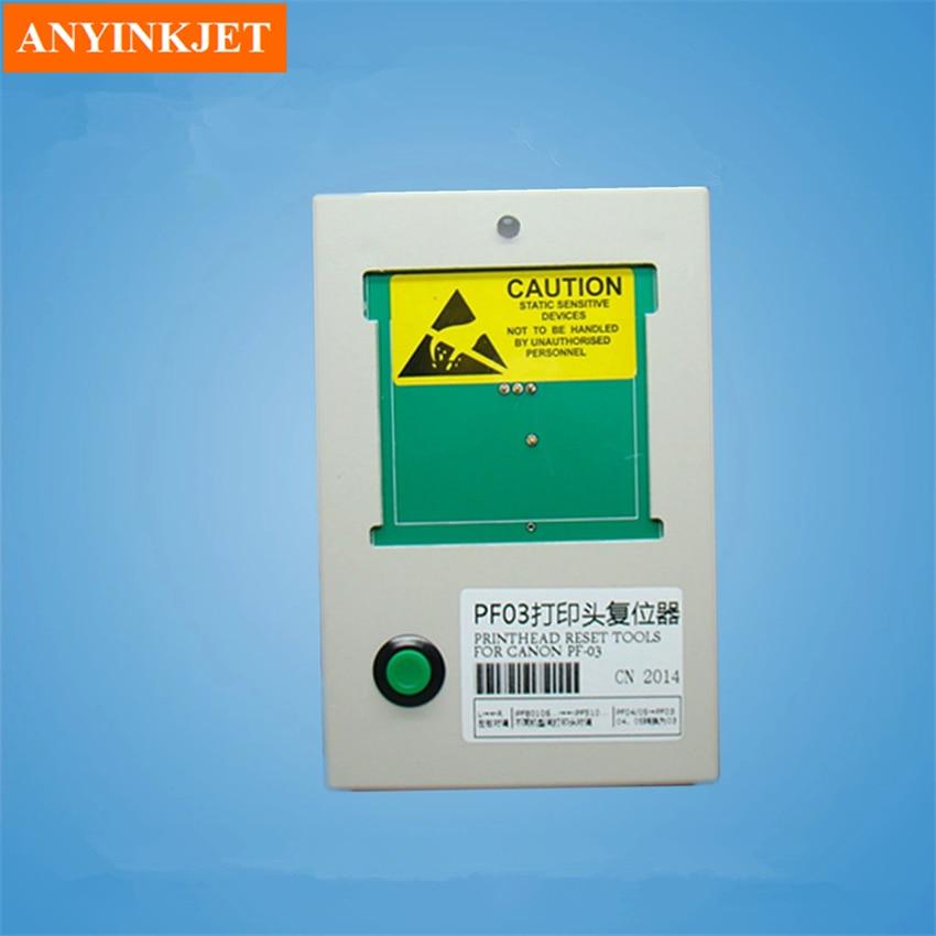 PF-03 PF03 Printhead rsetter for IPF500 IPF510 IPF600 IPF605 IPF610 IPF710 IPF720 IPF810 etc printer print head resetter pf 03 pf03 printhead resetter for canon ipf500 ipf510 ipf600 ipf605 ipf610 ipf710 ipf720 ipf810 ipf815 ipf820 ipf825 ipf5000