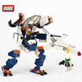 GUDI Serie Star Wars Starwars BlocksToys Estrellas Modelo de Kits de Buiding Bloques de Construcción Pequeñas Partículas Bloques para Niños 8609A