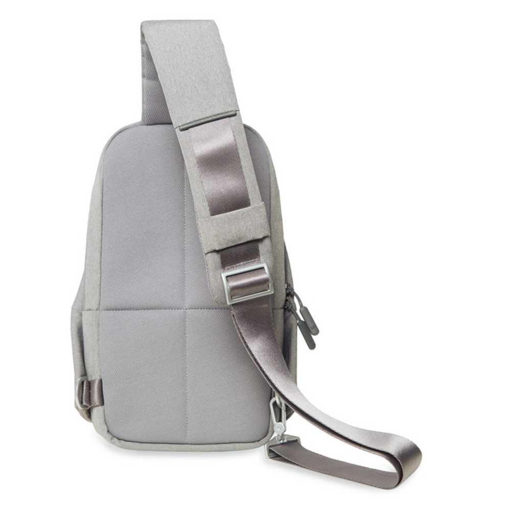 Оригинальный Xiaomi Mi Рюкзак Слинг Сумка для спорта и отдыха нагрудный пакет сумки для унисекс для мужчин и женщин маленький размер 4L рюкзак управления