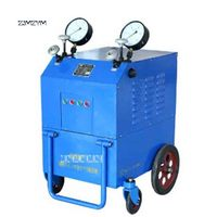 New Arrival 2YZB4 80 Hydraulic Pump Prestressing Hydraulic Pump 80MPa 80L 380v / 50HZ 5000KN Above 4L / min 2 * 3KW Hot Selling
