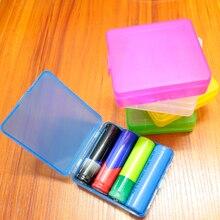 Lithium battery storage box 18650 18350 14500 battery box component storage consolidation storage box original electronic cigarette 240w vaptio n1 pro tc box mod vaping mod support vw 18650 battery fits 510 thread tank atomizer