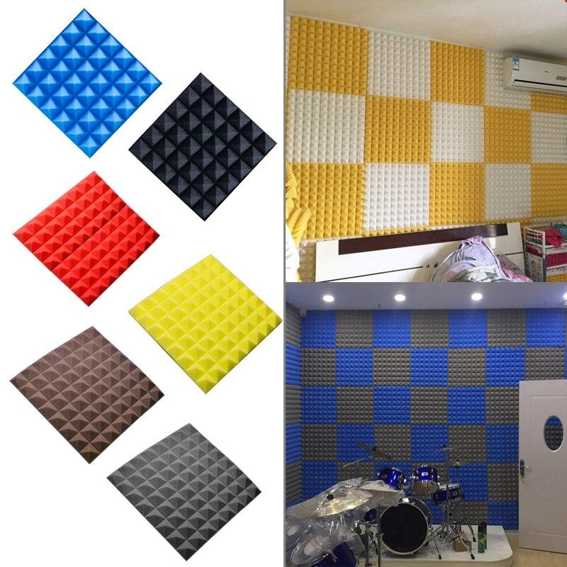1Pcs 30*30cm DIY Noise Reduction Stickers Soundproofing ...
