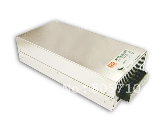 MeanWell SE 600 12 12V 50A 600W Single Output Switching Power Supply