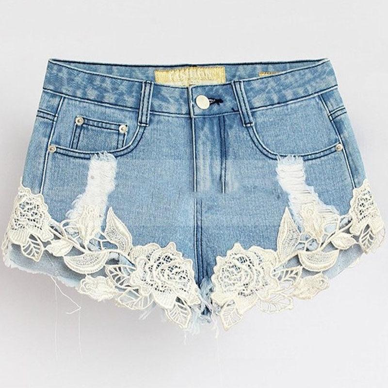 Aliexpress.com : Buy Lace Shorts Women Hot Short 2016 Fashion ...