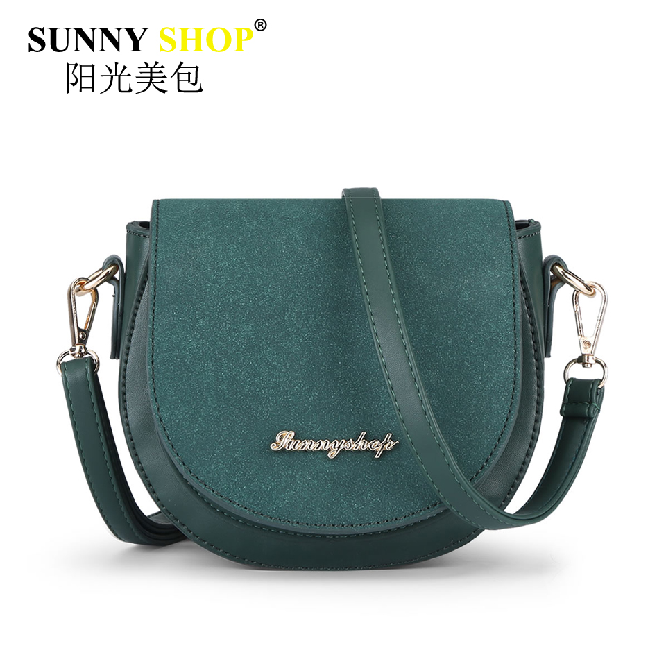 2017 New Women Bags Fashion Handbags Saddle Shoulder Messenger Bag Solid Crossbody Bags For Women Black Tote Pu Clutch Sac MB29 famous brand new 2017 women clutch bags messenger bag pu leather crossbody bags for women s shoulder bag handbags free shipping