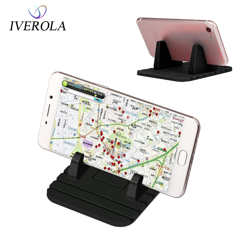 Car Silicone Dash Pad Mat Mobile Phone Holder Car Holder