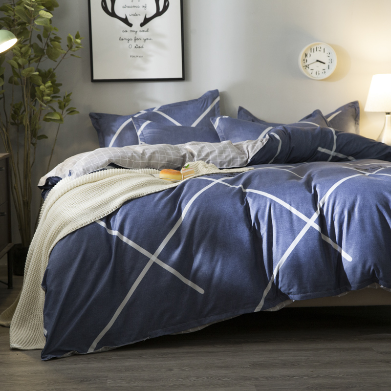 Fashion Bedding Sets Luxury Bed Linen Fashion Simple Style Bedding Set Winter Full King Twin Queen Without Comforter Fashion Bedding Sets Luxury Bed Linen Fashion Simple Style Bedding Set Winter Full King Twin Queen Without Comforter