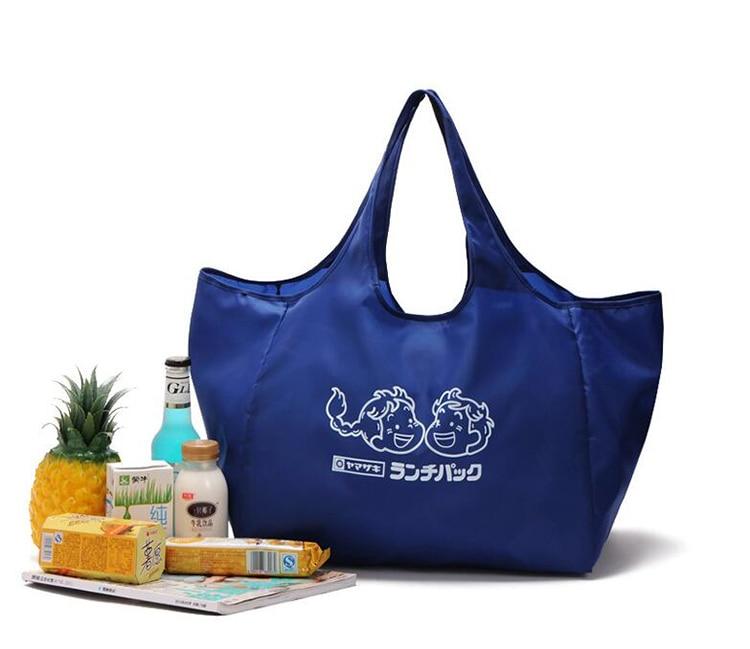 사용자 정의 가방 프로 모션 핸드백 스타일 식료품 점 가방