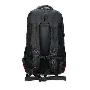 Image 5 - 75л водонепроницаемый мужской рюкзак унисекс, дорожный рюкзак, спортивная сумка для отдыха на природе, альпинизма, альпинизма, рюкзак для мужчин