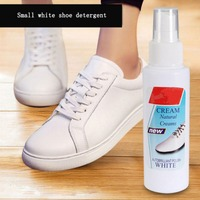 New White Shoe Cleaner  Polish Cleaning Tool  Household Daily Disinfectant  Laundry Cleaning  Sponge Supplies  Magical  Look
