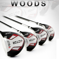 CRESTGOLF VICTIOR MG003 1#/3#/5#/4H/ Golf Drivers,Fairway Woods,Hybrids Golf Woods Clubs Right Hand Men Wood Club