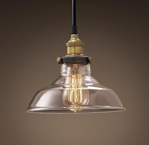 american style chandelier retro mini industrial goods copper pendant nostalgia mchina