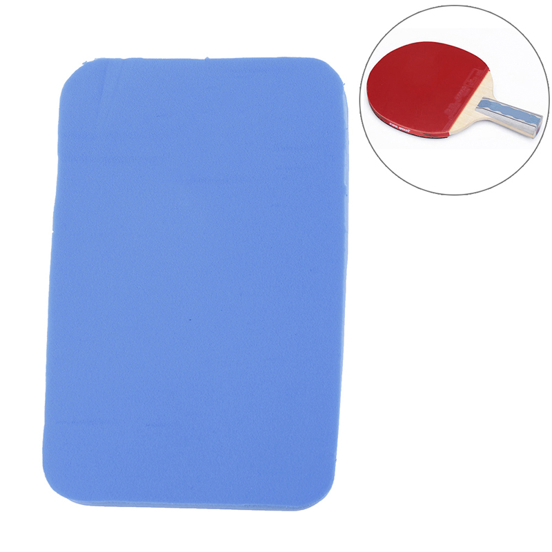 Table Tennis Rubber Cleaning Sponge Easy To Use Ping Pong Racket Cleaner