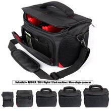 Водостойкая DSLR камера сумка чехол для Canon Nikon sony Fujifilm Olympus Panasonic наружная камера рюкзак фото объектив сумка