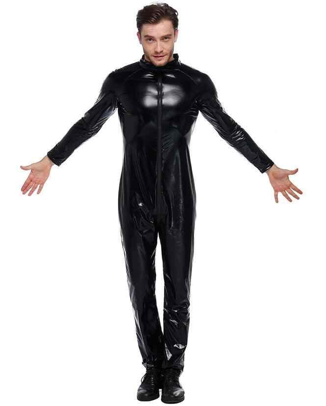 Remarkable, mens latex bodysuit