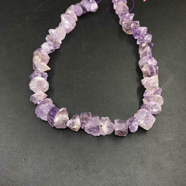 8Stone choice,Faceted Barrel Beads Nugget Pendants Bulk,Natural Crystal Amethyst Prehnite Rutilated Rose Quartz Necklace Charms Supplies