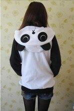 Зима весна прекрасный панда толстовка Pokemon животных толстовка толстовка пальто хлопка косплей костюм